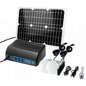 Camping Solar Set